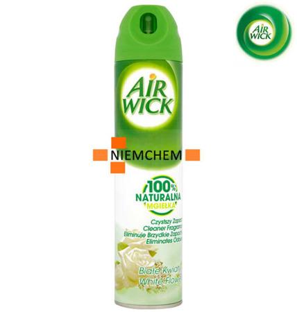 Air Wick Białe Kwiaty Odświeżacz Spray 240ml