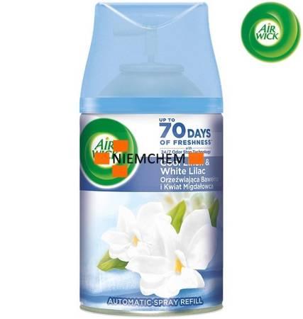 Air Wick Freshmatic Bawełna i Kwiat Migdałowca Wkład 250ml