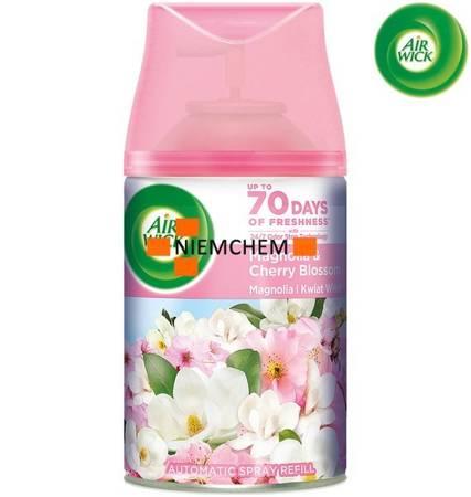 Air Wick Freshmatic Magnolia i Kwiat Wiśni Wkład 250ml