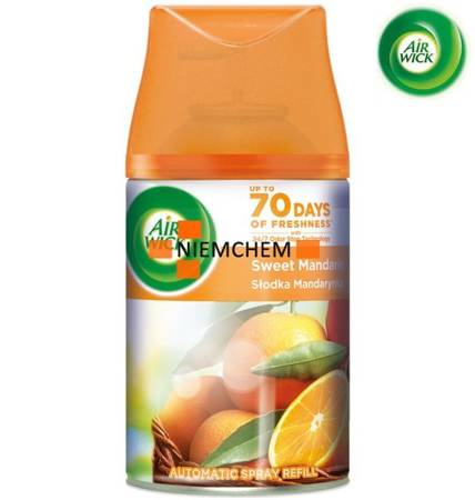 Air Wick Freshmatic Sweet Mandarin 250ml Wkład