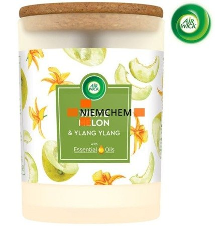 Air Wick Świeczka Zapachowa White Melon XL