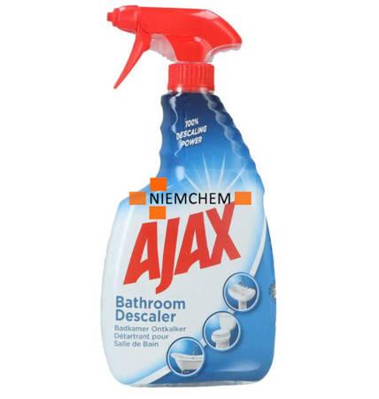 Ajax Bad na Kamień do Mycia Łazienki Spray 750ml BE