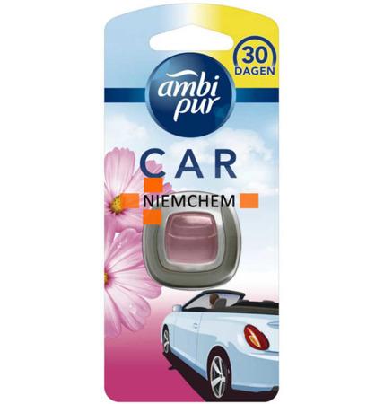 Ambi Pur Car Fleur Naissante Zapach Samochodowy 30 dni BE