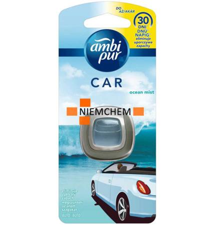 Ambi Pur Car Ocean Mist Zapach Samochodowy 30dni PL