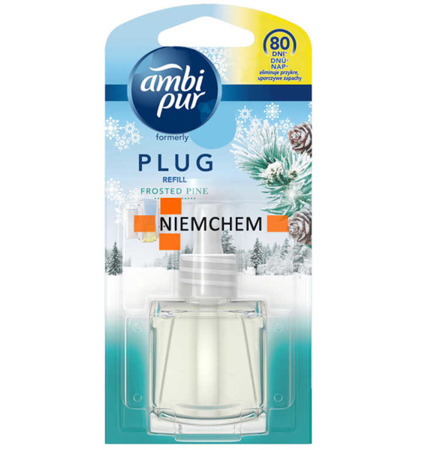 Ambi Pur Electric Frosted Pine Wkład 20ml PL