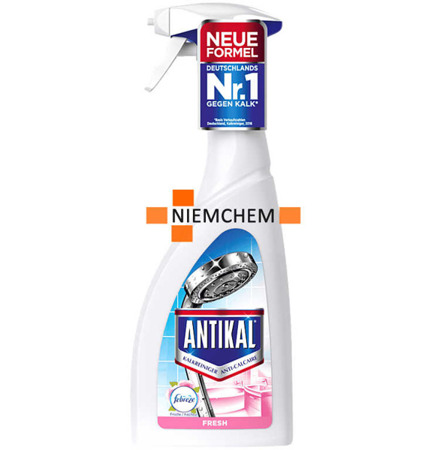 Antikal Fresh na Kamień do Łazienki Spray 700ml DE