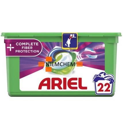 Ariel 3in1 Pods Fiber Kapsułki do Prania 22szt FR