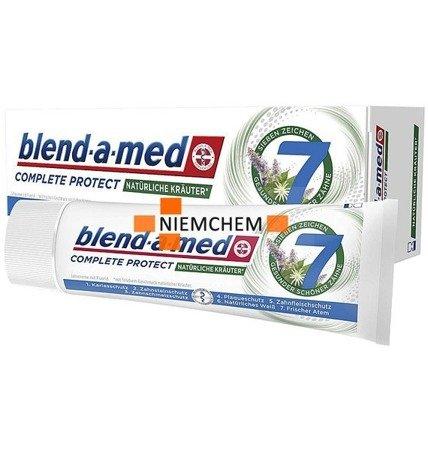 Blend-a-Med Complete Natürliche Kräuter Pasta 75ml DE