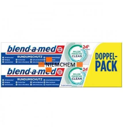 Blend-a-Med Milde Frische Pasta Zębów 2 x 75ml DE