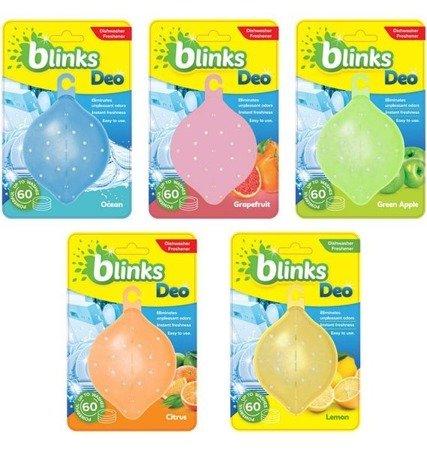 Blinks Deo Odświeżacz Zapach do Zmywarki 5szt UK