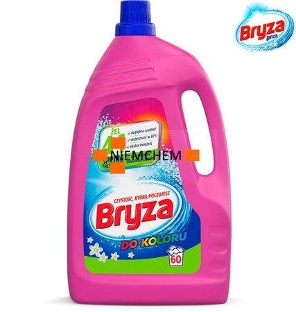 Bryza 4w1 Do Koloru Spring Freshness Żel do Prania na 60pr 3,96L
