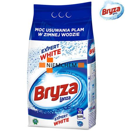 Bryza Lanza Expert White Proszek do Prania 125pr 9,375kg XXL WYPRZEDAŻ