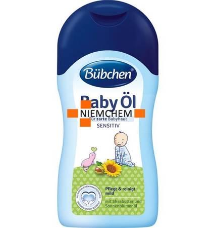 Bubchen Baby-Ol Sensitiv Oliwka dla Dzieci 400ml DE