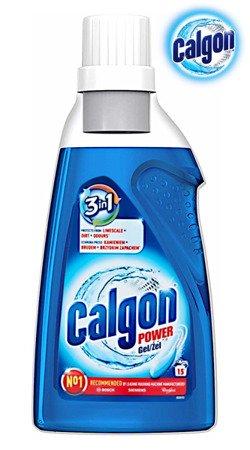 Calgon 3w1 Żel Odkamieniacz do Pralki Zmiękczacz Wody 750ml WYPRZEDAŻ