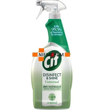 Cif Disinfect & Shine Original Spray Antybakteryjny 750ml