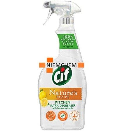 Cif Natures Kitchen do Kuchni Spray 750ml UK