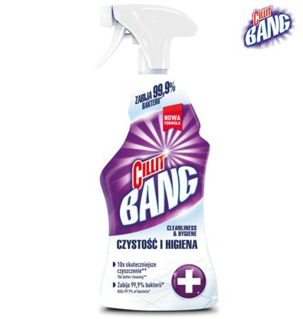 Cillit Bang Czystość i Higiena Spray 750ml