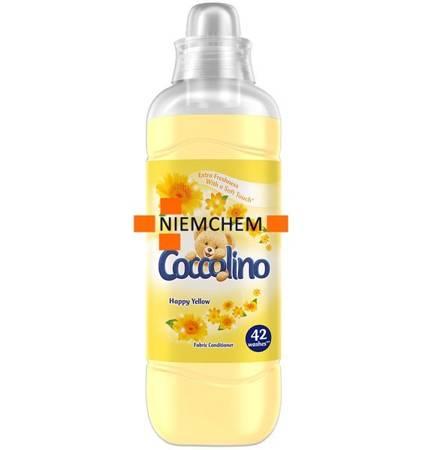 Coccolino Happy Yellow Płyn do Płukania 42pr 1,05L