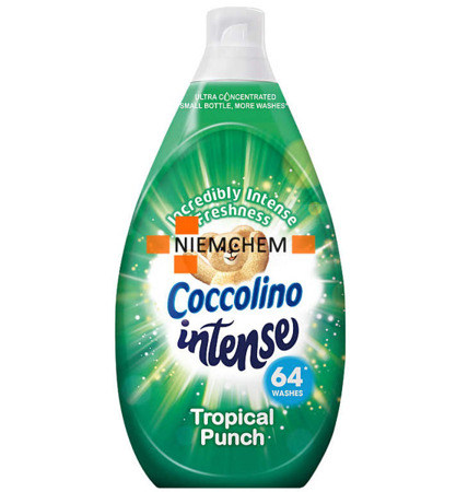 Coccolino Intense Tropical Punch Płyn do Płukania 960ml 64pr