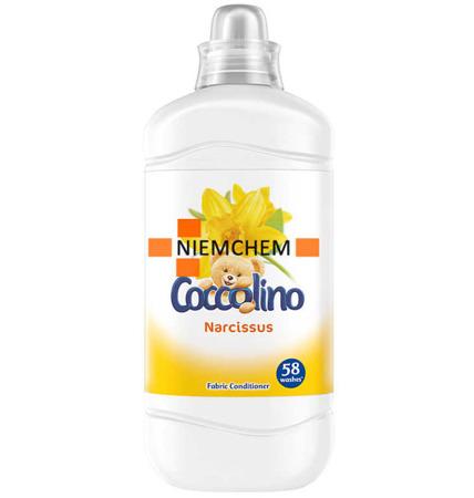 Coccolino Narcissus Płyn Płukania tkanin 1,45L 58pr