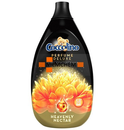 Coccolino Perfume Deluxe Heavenly Nectar Płyn do Płukania 58pr 870ml WYPRZEDAŻ