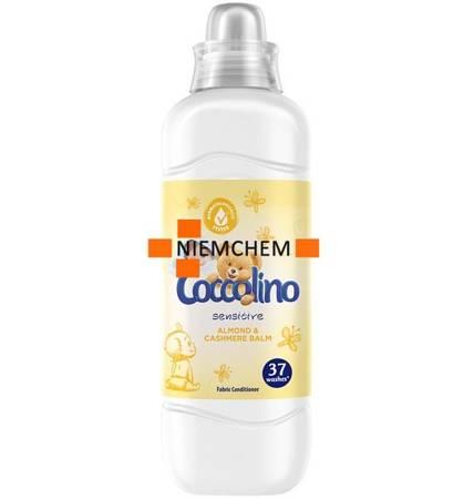 Coccolino Sensitive Almond & Cashmere Płyn do Płukania 37pr 925ml