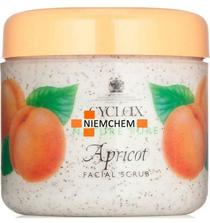 Cyclax Apricot Morelowy Peeling do Twarzy 300ml UK