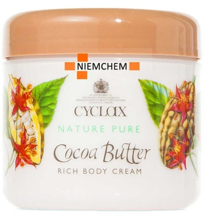 Cyclax Kakaowe Masło do Ciała 300ml UK
