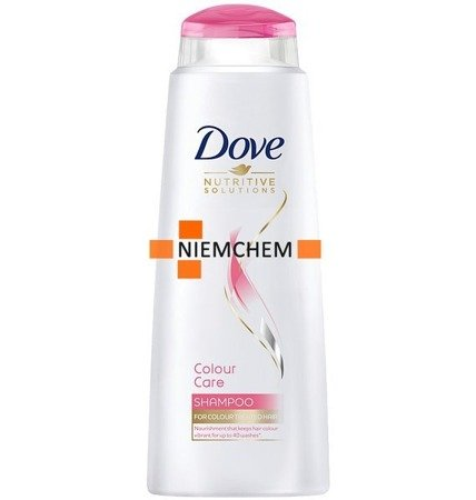 Dove Color Szampon do Włosów Farbowanych 400ml XL