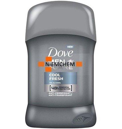 Dove Men Care Cool Fresh Antyperspirant Sztyft 50ml