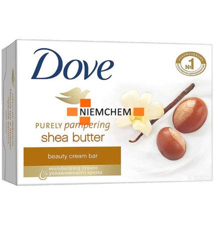 Dove Shea Wanilia Kremowe Mydło w Kostce 100g