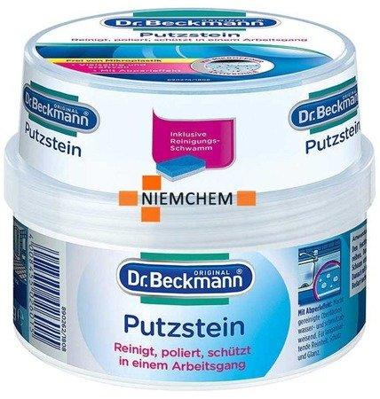 Dr. Beckmann Cytrynowa Pasta z Gąbką do Piekarników i Kuchenek 400g DE