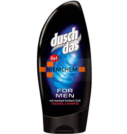 Dusch Das for Men Męski Żel pod Prysznic 250ml DE