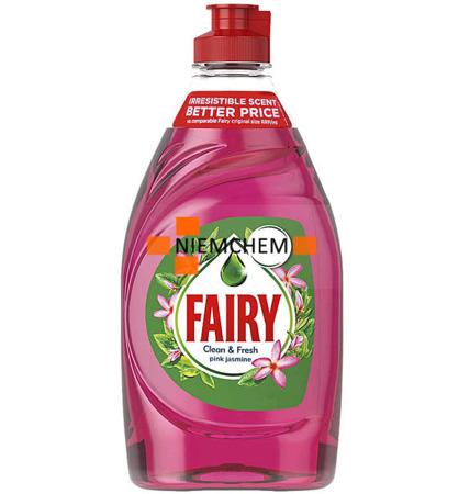 Fairy Pink Jasmine Jaśmin Płyn do Naczyń 520ml UK