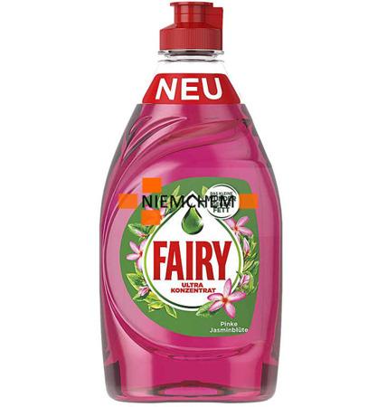 Fairy Ultra Jaśmin Płyn do Naczyń 450ml DE WYPRZEDAŻ