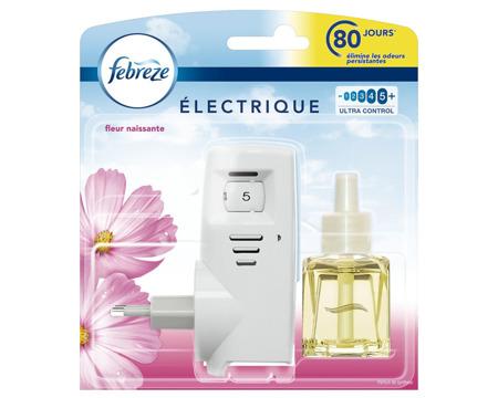 Febreze Ambi Pur Electric Fleur Naissante Urządzenie + Wkład. Zestaw WYPRZEDAŻ