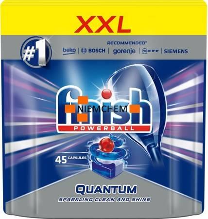 Finish Quantum Regular Tabletki do Zmywarki 45szt