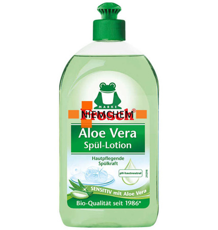 Frosch Aloe Vera  Płyn do Naczyń Aloes 500ml DE