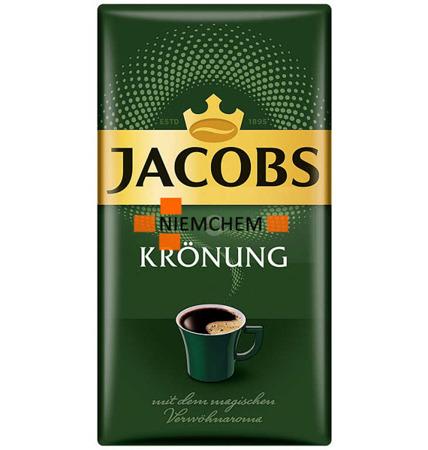 Jacobs Kronung Kawa Mielona 500g DE