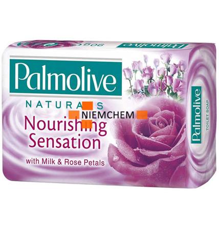 Palmolive Naturals Róża i Mleko Mydło Kostka PL