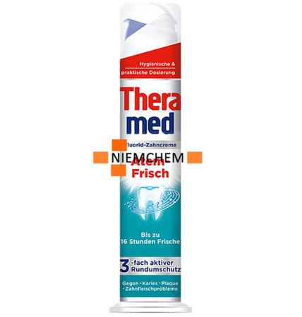 Theramed Atem-Frisch Pasta do Zębów Tuba 100ml DE