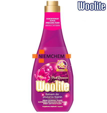 Woolite Balsam Płyn do Płukania Pink Romance 1,2L 50pr